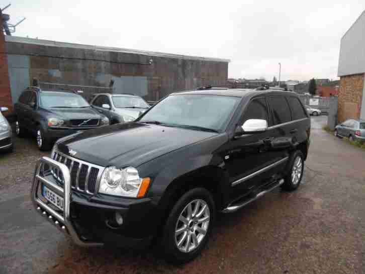 JEEP GRAND CHEROKEE OVERLAND 3.0 DIESEL CRD V6 AUTO 4X4