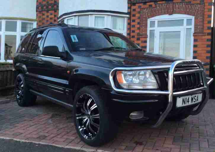"JEEP GRAND CHEROKEE V8 20"" WHEELS spares or repair"