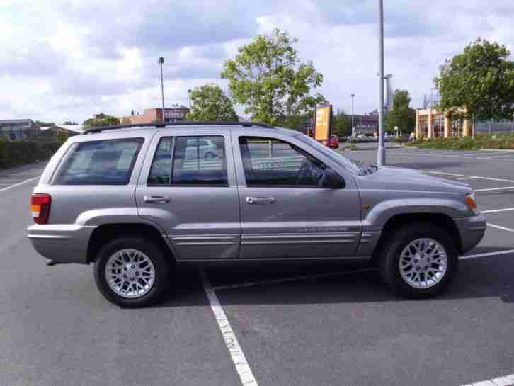 Grand cherokee 2,7 CRD Limited