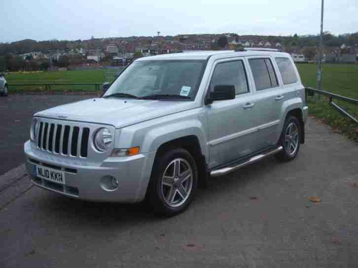 Jeep Patriot Limited Diesel  Car For Sale