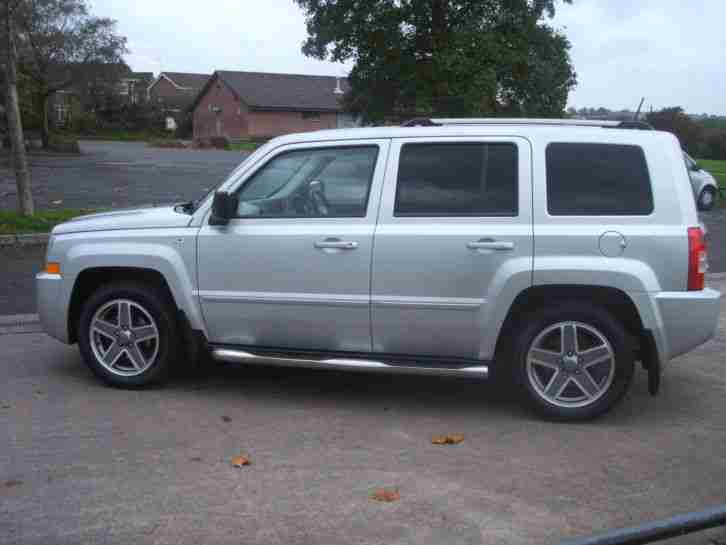JEEP PATRIOT LIMITED DIESEL