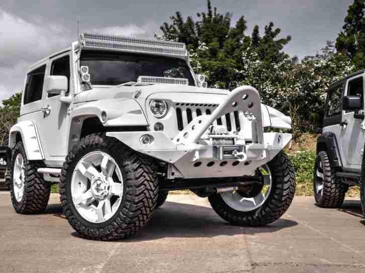 Jeep Wrangler Custom By Diablo Choice Of 2 Px Bentley Bmw
