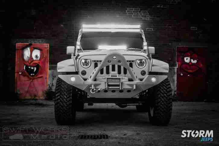 Jeep Wrangler Custom By Diablo Choice Of 2 Px Bentley Bmw I8 Aston