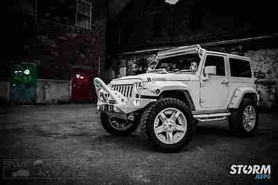 JEEP WRANGLER CUSTOM BY DIABLO CHOICE OF 2 px BENTLEY BMW i8 ASTON MARTIN FERRAR