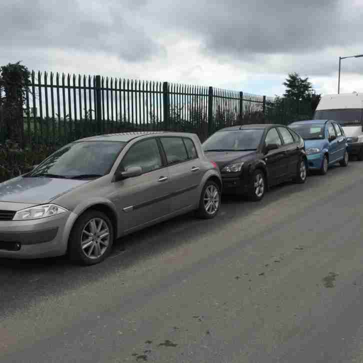 JOB LOT OF SPARES OR REPAIRS CARS FOUR