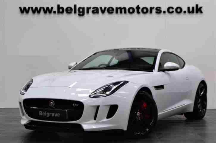 F Type V6 S AWD 380 BHP AUTO PAN ROOF