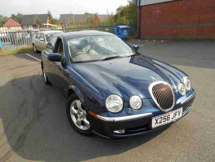 Jaguar S Type Car From United Kingdom