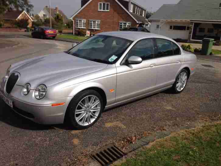 jaguar s type 3 0 sport mint condition car for sale. Black Bedroom Furniture Sets. Home Design Ideas