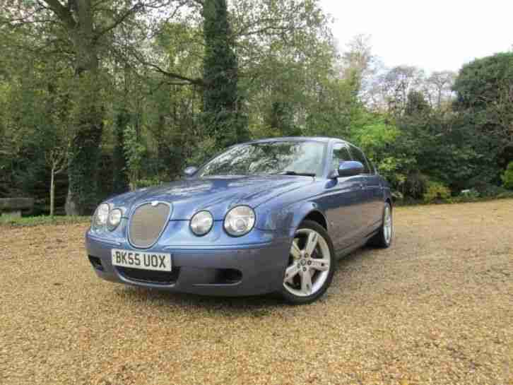 jaguar s type 4 2 v8 r saloon 4d 4196cc auto car for sale. Black Bedroom Furniture Sets. Home Design Ideas
