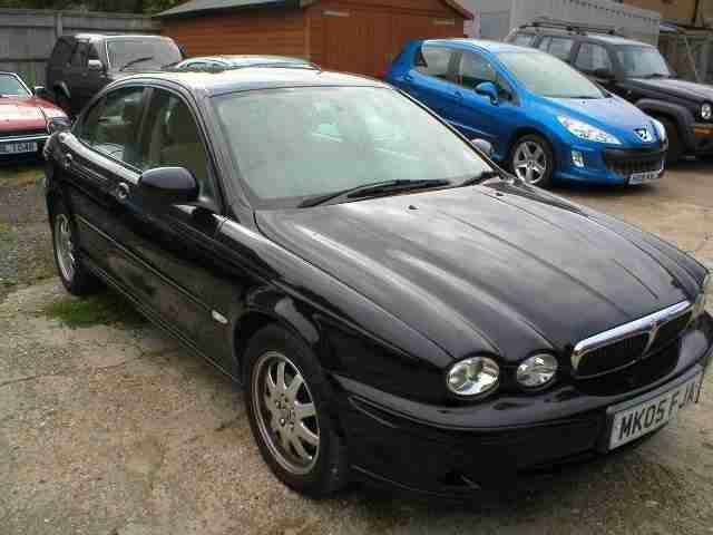 jaguar x type 2 0 v6 classic car for sale. Black Bedroom Furniture Sets. Home Design Ideas