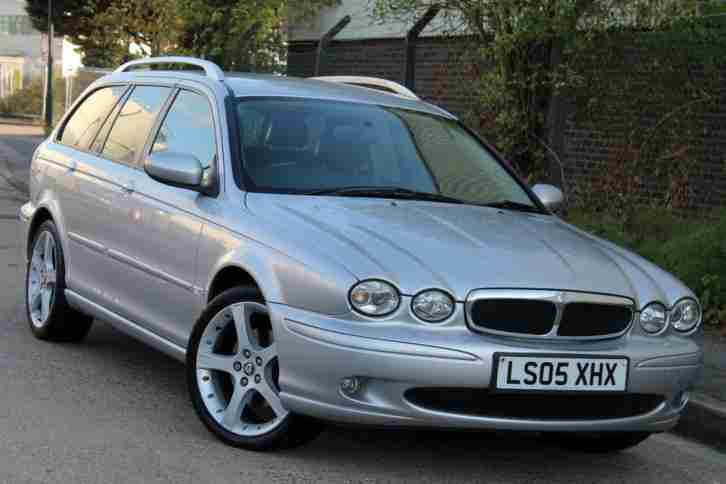 Jaguar X-TYPE 2.0D 2005MY SE