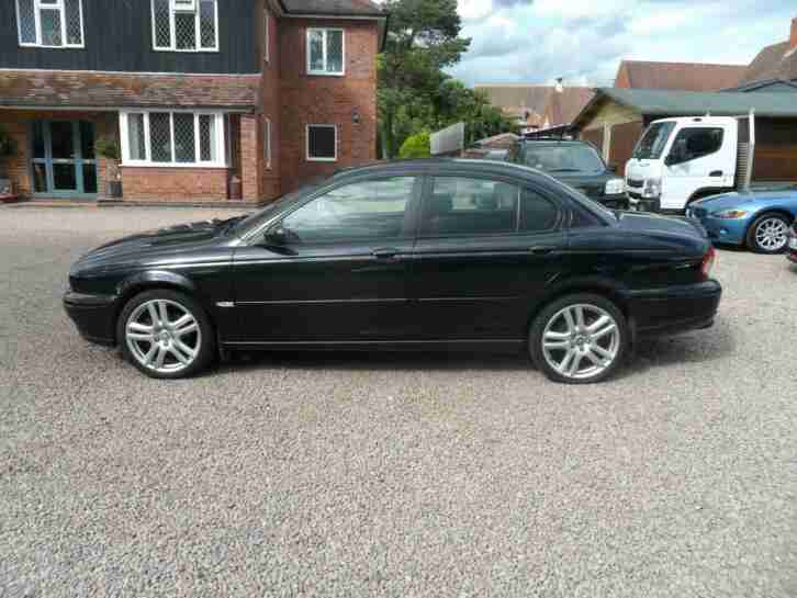 Jaguar X TYPE 2.0D 2008MY Sport Premium ONLY 68,000 MILES