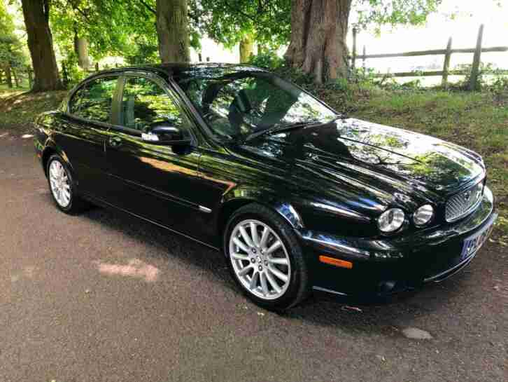 Jaguar X TYPE 2.2 Diesel Automatic S + Great Looker + Fab Value 4U