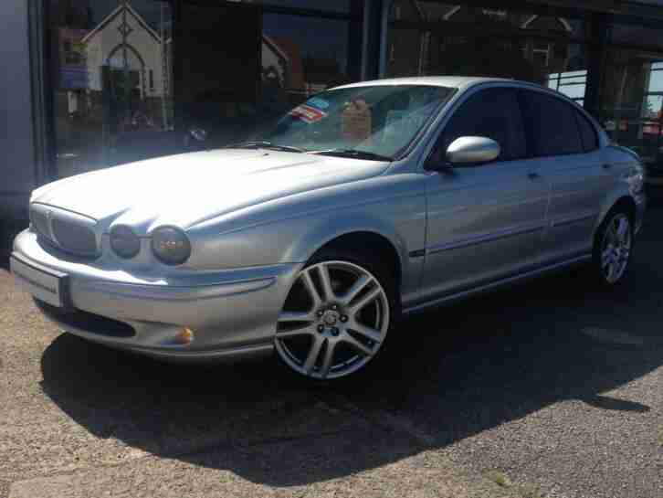 Jaguar X TYPE 2.2D Sport Low Mileage Just 84,000 miles (Finance Available)