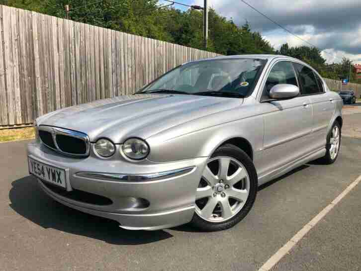 Jaguar X TYPE. Jaguar car from United Kingdom