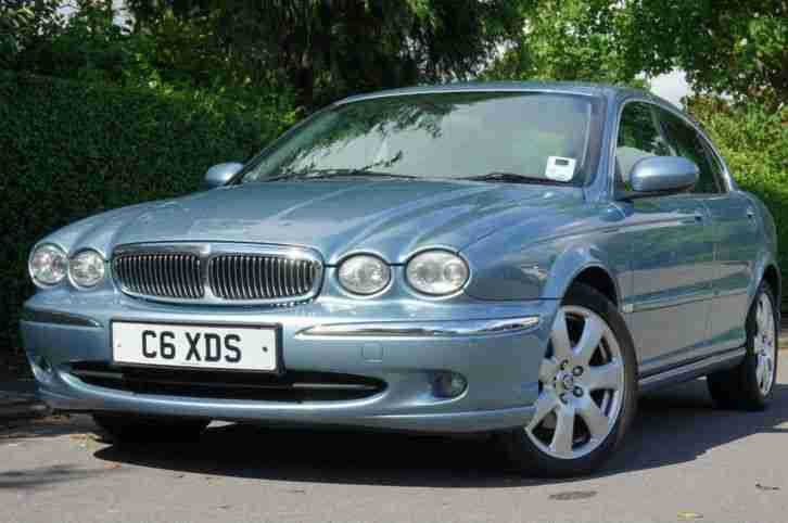 jaguar x type 2 5 v6 auto se car for sale. Black Bedroom Furniture Sets. Home Design Ideas