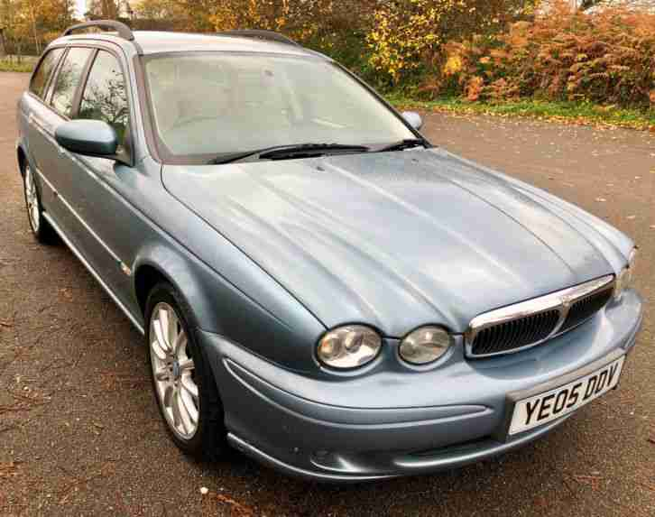 Jaguar X Type 2.0 Manual Diesel Estate Jag xtype lovely condition economical MPG