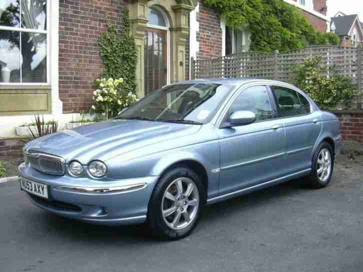 jaguar x type 2 0d se turbo diesel car for sale. Black Bedroom Furniture Sets. Home Design Ideas