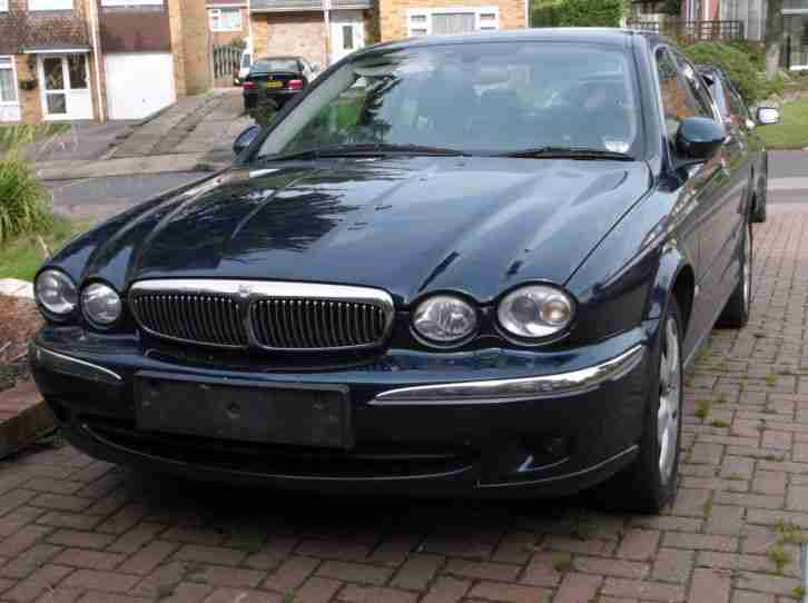 Jaguar X-Type 2.5 SE Auto AWD