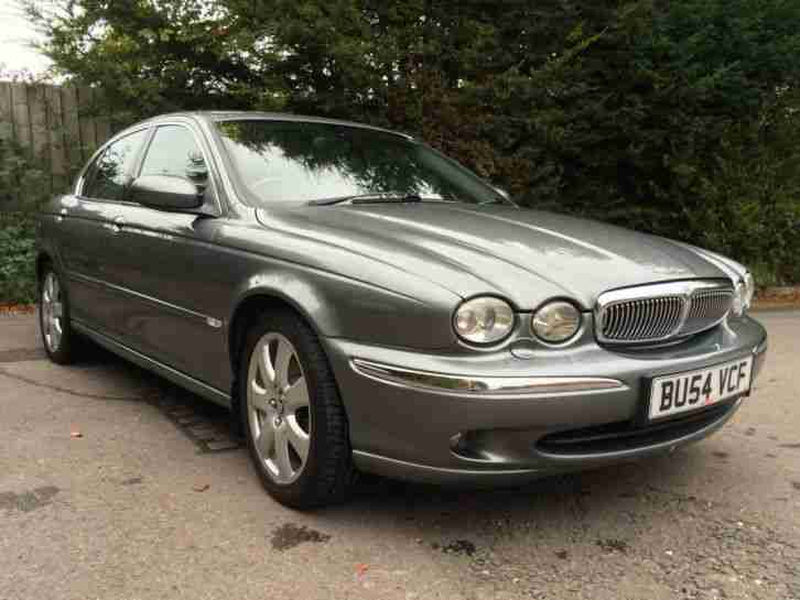 jaguar x type 3 0 v6 se sovereign automatic saloon in superb car for sale. Black Bedroom Furniture Sets. Home Design Ideas