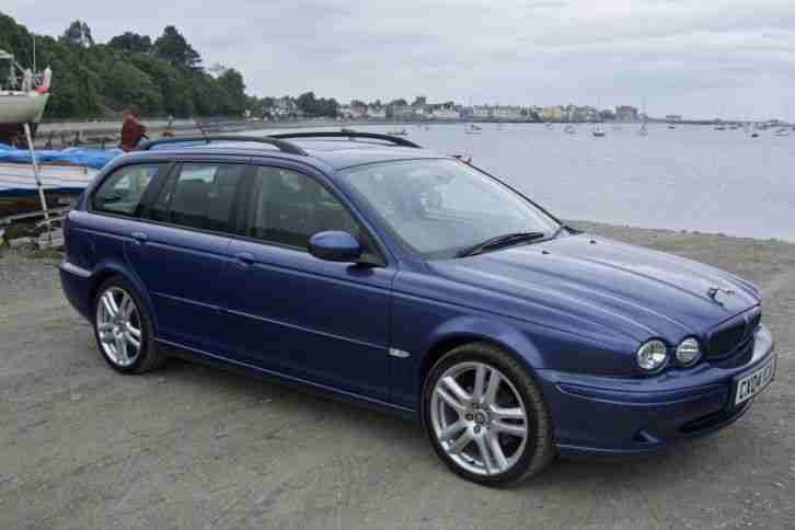 jaguar x type estate 3 0 v6 awd sport car for sale. Black Bedroom Furniture Sets. Home Design Ideas