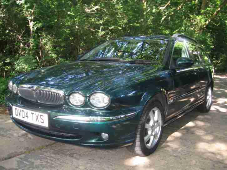 jaguar x type estate se 2 0 diesel car for sale. Black Bedroom Furniture Sets. Home Design Ideas