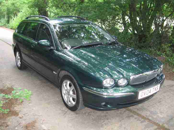 Jaguar X Type Estate SE 2.0 Diesel