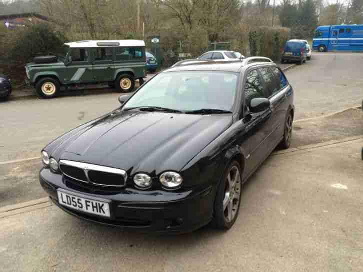 jaguar x type 2 5 v6 sport awd estate automatic low mileage car for sale. Black Bedroom Furniture Sets. Home Design Ideas