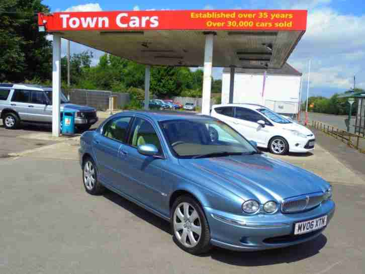 Jaguar X type SE DIESEL MANUAL 2006 06