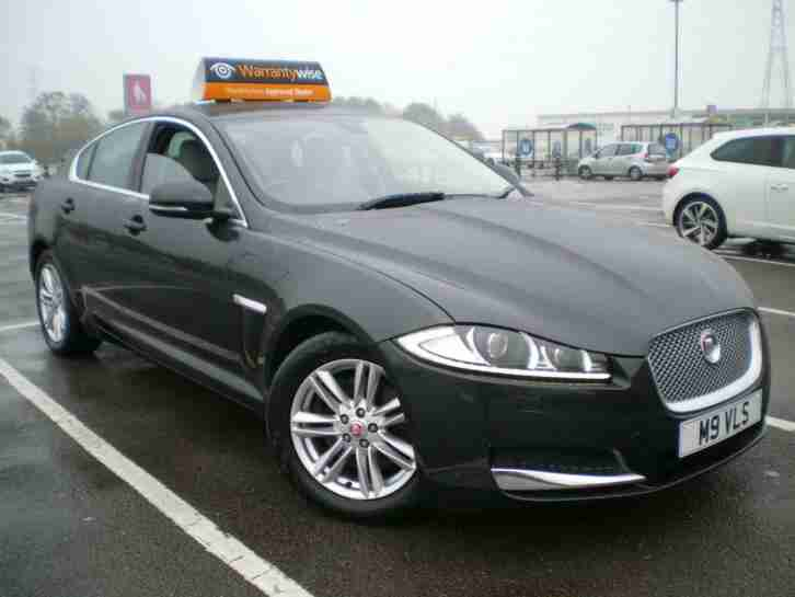 Jaguar XF 2.2 TD Premium Luxury (S S) 4dr FULL LEATHER INTERIOR