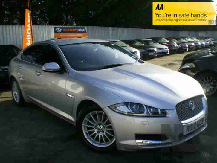 XF 2.2 TD SE BUSINESS 4DR FULL
