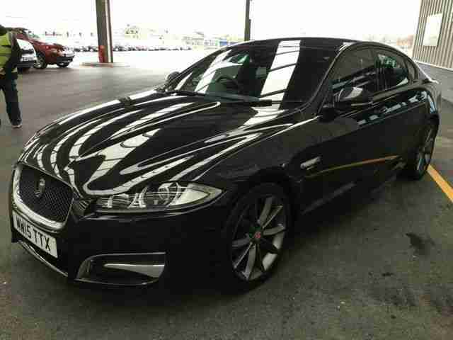 XF 2.2TD 200 Auto R Sport BUY FOR ONLY