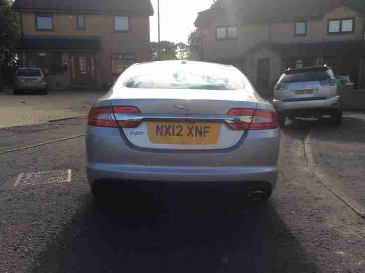 Jaguar XF 2.2TD auto 2012MY Luxury1 owner fsh face lift