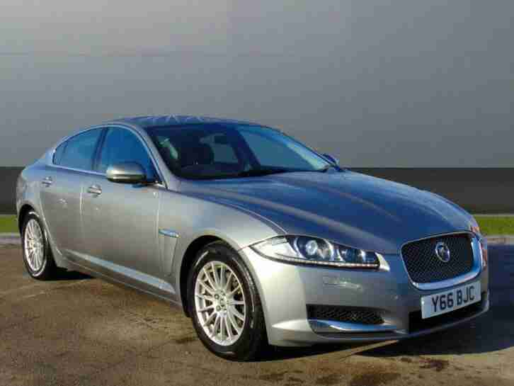 Jaguar XF 2.2d. Jaguar car from United Kingdom