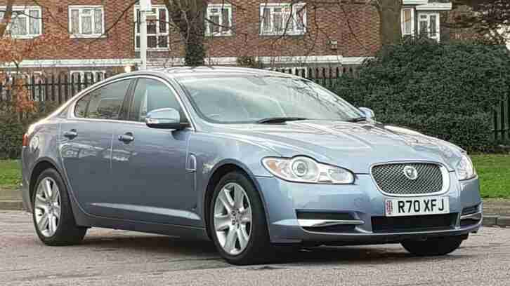 Jaguar XF 2.7TD auto 2009MY Premium Luxury(FSH+2F KEEPER+TIMING KIT DONE)