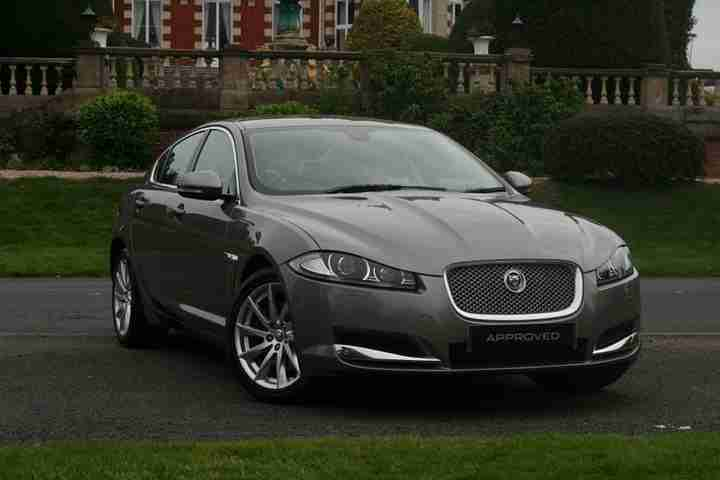 jaguar xf 2012 diesel premium luxury 4dr auto saloon. Black Bedroom Furniture Sets. Home Design Ideas