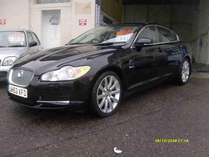 Jaguar XF 3.0TD V6 auto 2009MY Premium Luxury top example