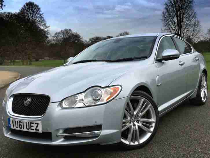 Jaguar XF 5.0. Jaguar car from United Kingdom