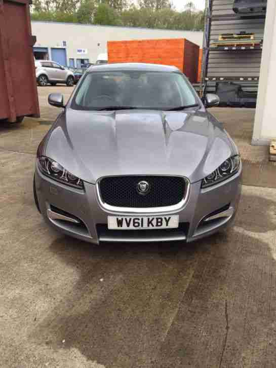 Jaguar XF D V6 S PREMIUM LUXURY