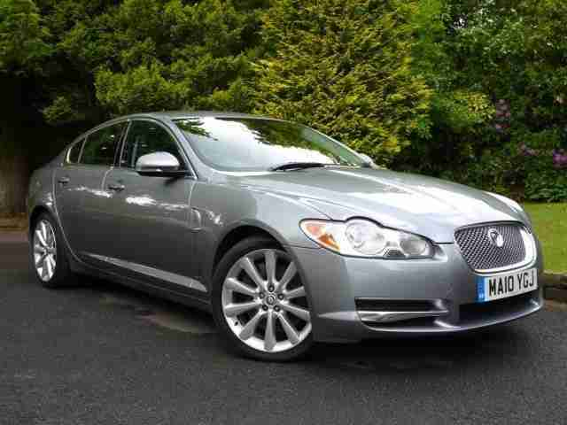XF V6 S LUXURY