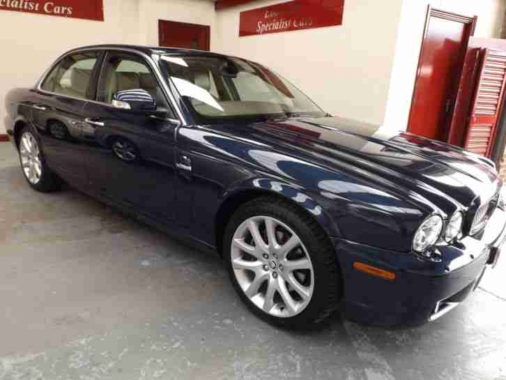 Jaguar XJ Series 2.7TDVI Auto XJ Sovereign 6 MONTHS 5 STAR WARRANTY INCLUDED