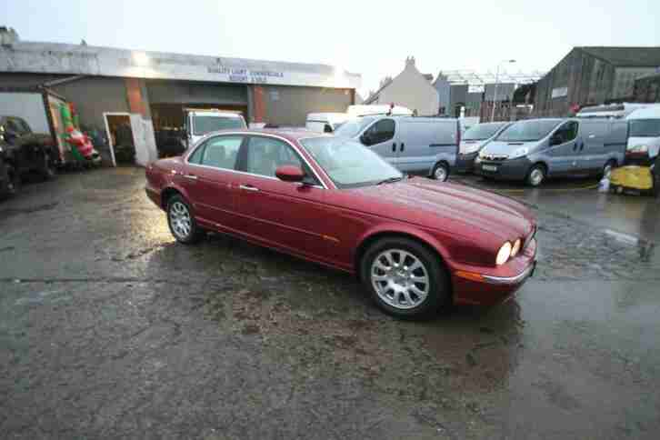Jaguar XJ Series 3.0 auto XJ6 2003 (M: 07435 589353) LOW MILES !!