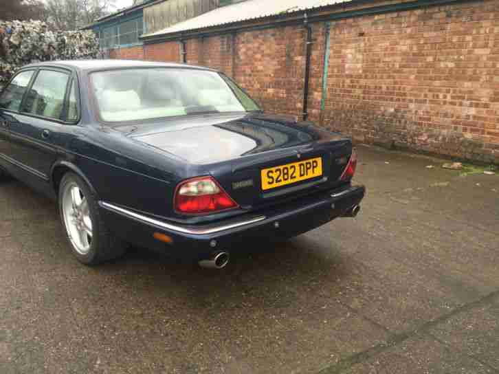 Jaguar XJ Series 4.0 V8 auto XJR SUPER CHARGER GREAT CAR SWAP PX
