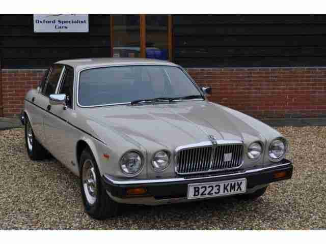 XJ6 3.4 4dr OUTSTANDING EXAMPLE PETROL