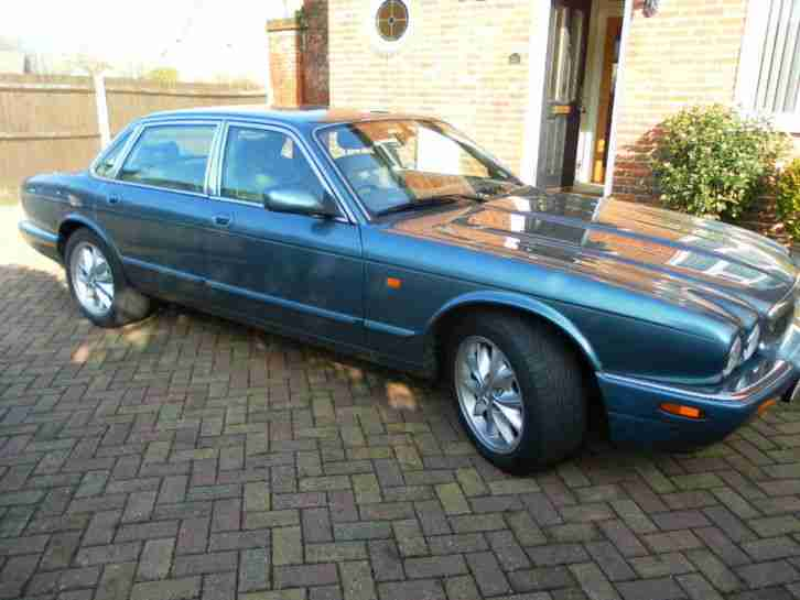 Jaguar XJ8 Automatic. Jaguar car from United Kingdom