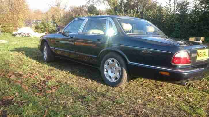 Jaguar XJ8 X308. Jaguar car from United Kingdom
