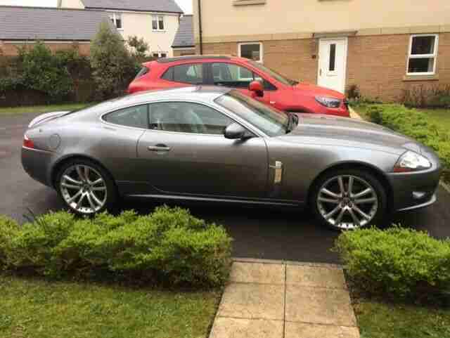 Jaguar XK 4.2 Petrol Automatic 2006 Very Low Mileage Excellent Condition