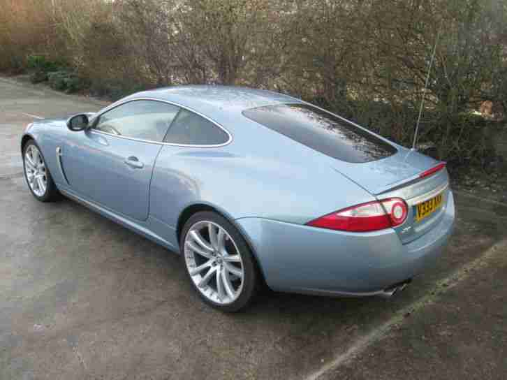 Jaguar XKR 4.2 ( 420bhp ) Supercharged