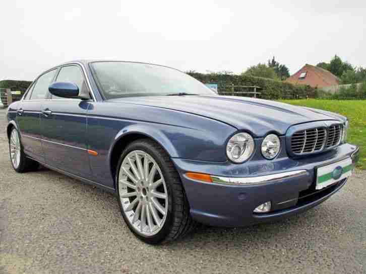 Xj Series Saloon XJ6 3.0 V6 Sovereign