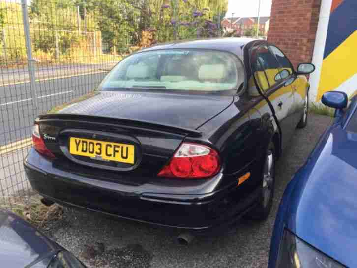 Jaguar s type 2003 2.5L v6 sport spares or repairs